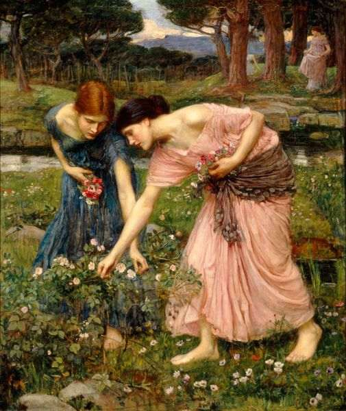 naissance-john-william-waterhouse-peintre-britannique/5waterhouse-gather-ye-rosebuds-jpg.jpeg