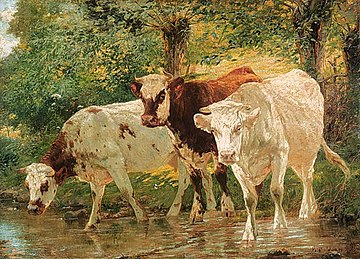 naissance-horatio-walker-peintre/360px-horatio-walker---cows---ca--1910-20-jpg.jpeg