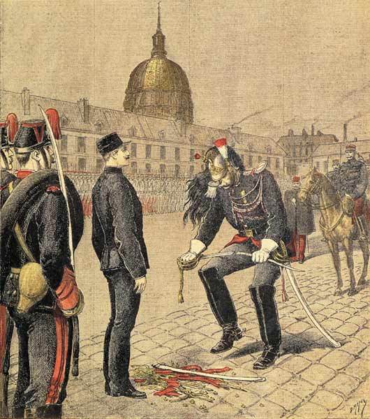 le-capitaine-alfred-dreyfus-coupable-/degradation-alfred-dreyfus9.jpg