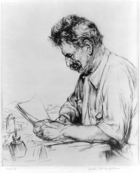 naissance-albert-schweitzer/albert-schweitzer-etching-by-arthur-william-heintzelman.jpg