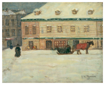 deces-james-wilson-morrice/winter-scene-posters.jpg