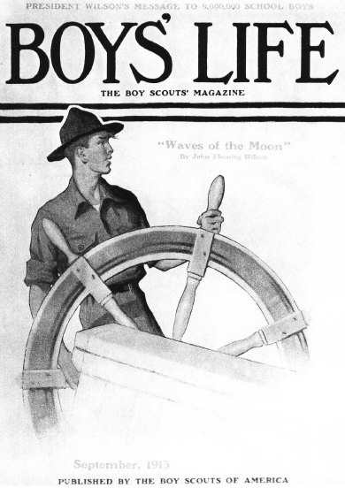 deces-norman-rockwell/norman-rockwell--scout-at-ships-wheel1.jpg