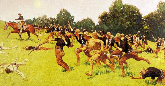 lempire-colonial-espagnol-seffondre/charge-of-the-rough-riders12.jpg