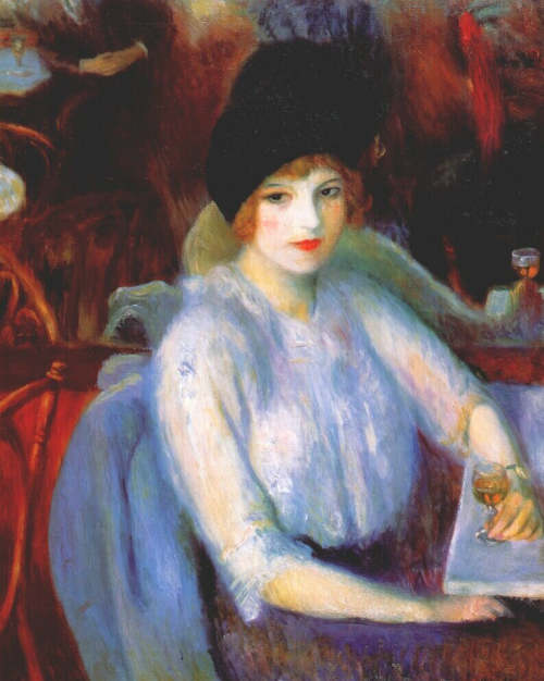 deces-william-glackens/glackenskaylaurel.jpg