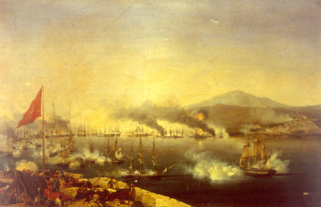 revolution-dans-le-peloponnese-debut-de-la-guerre-de-liberation-en-grece/naval-battle-of-navarino-by-carneray1519.jpg